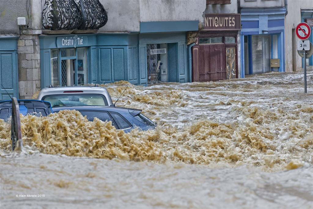 Alain Morata – Inondations Salies 2 – Open Colour