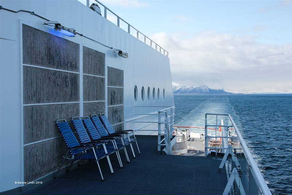 Barbro Lindh – Hurtigruten Norway – Photo Travel