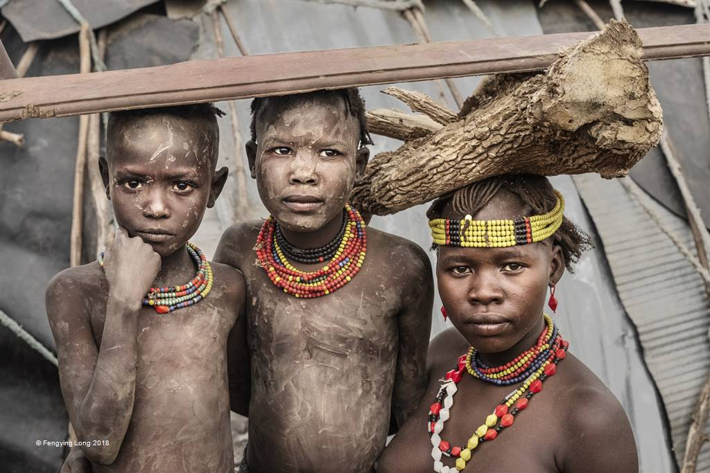 Fengying Long – The African Children75 – Photo Travel