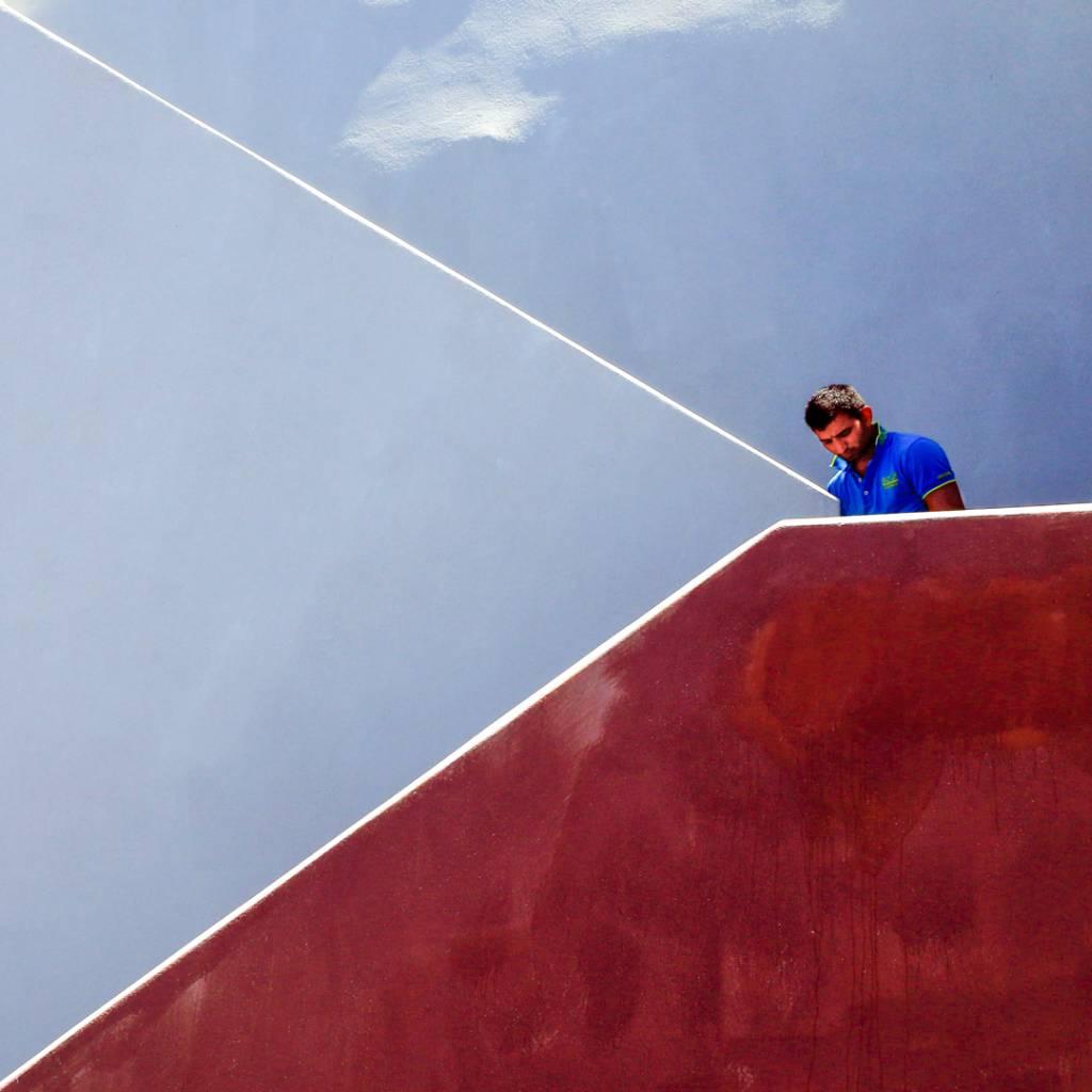 Giorgos Tsigkas - A1-Following the Staircase - NSFF Bronze medal