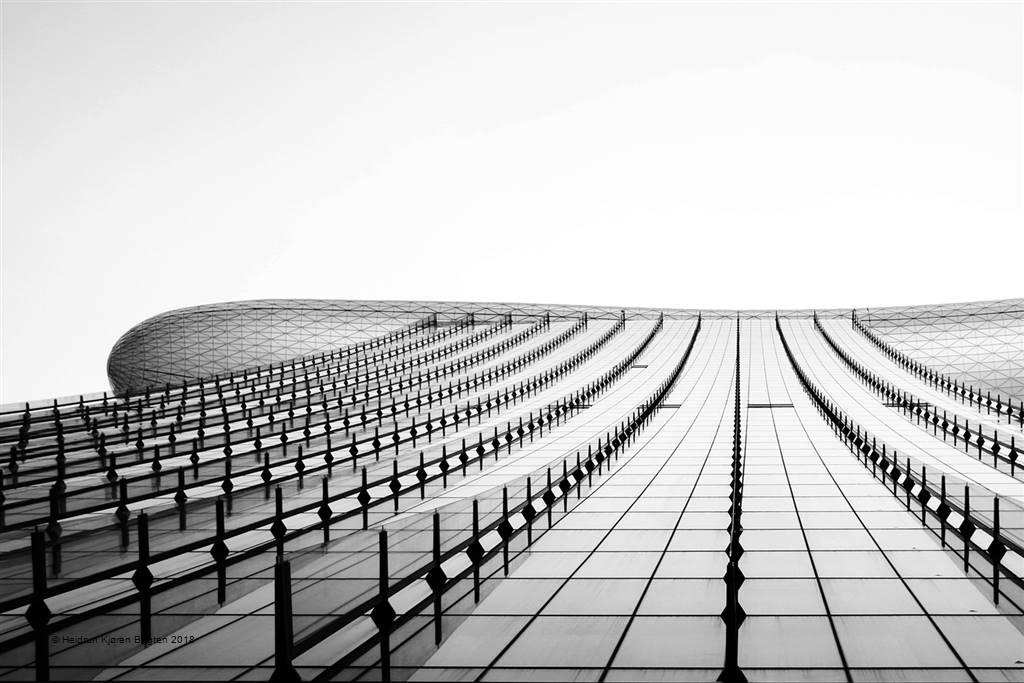 Heidrun Kjoren Bugten – Fasade – Photo Travel