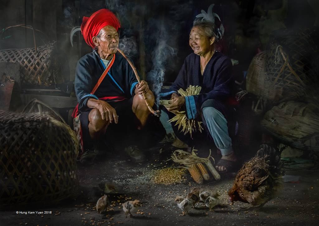 Hung Kam Yuen – Leisure Life 2 – Open Colour