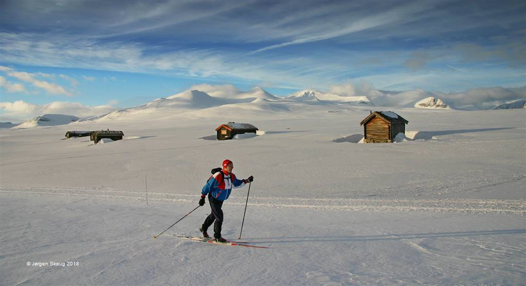Jorgen Skaug – Mountain Cabins in Rondane 2 – Photo Travel
