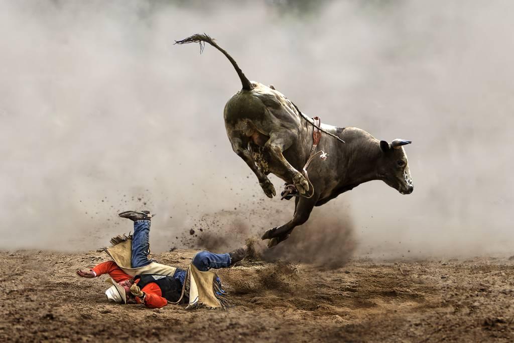 Kam Chiu Tam - Cowboy on the Ground - FIAP Ribbon