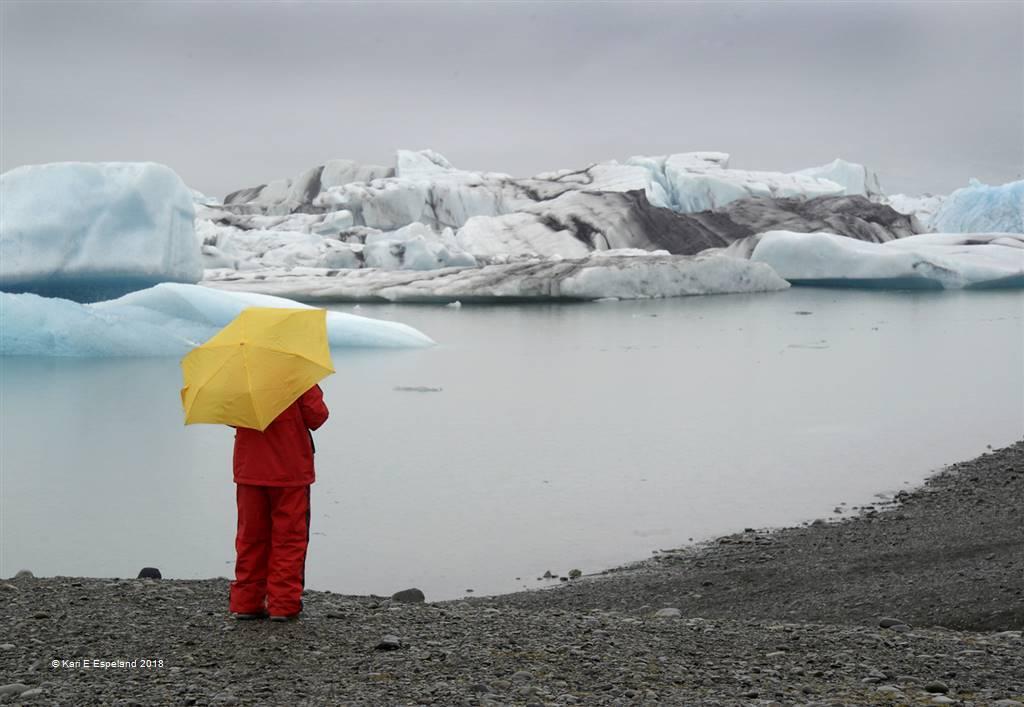 Kari E Espeland – Lady in Red – Photo Travel