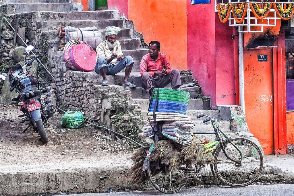 Kari Mikalsen – Pause I Kathmandu – Photo Travel