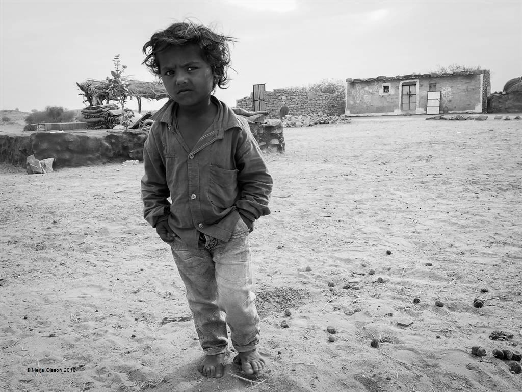 Merja Olsson – Alone – Photo Travel