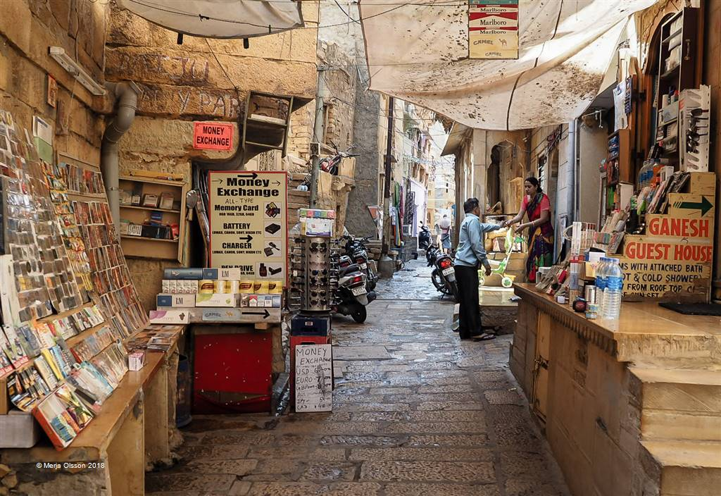 Merja Olsson – Jaisalmer – Photo Travel