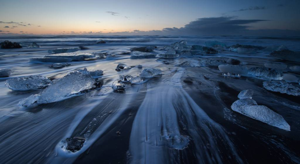 Ørnulf Jenssen - Diamond Beach - PSA Ribbon