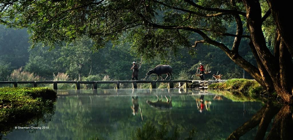 Sherman Cheang – Across Stone Bridge – Photo Travel