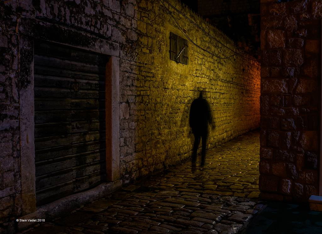 Stein Vadet – Ghost Alley – Open Colour