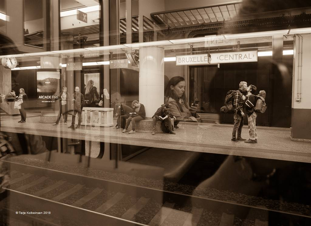 Terje Kolbeinsen – Interrail Love – Photo Travel