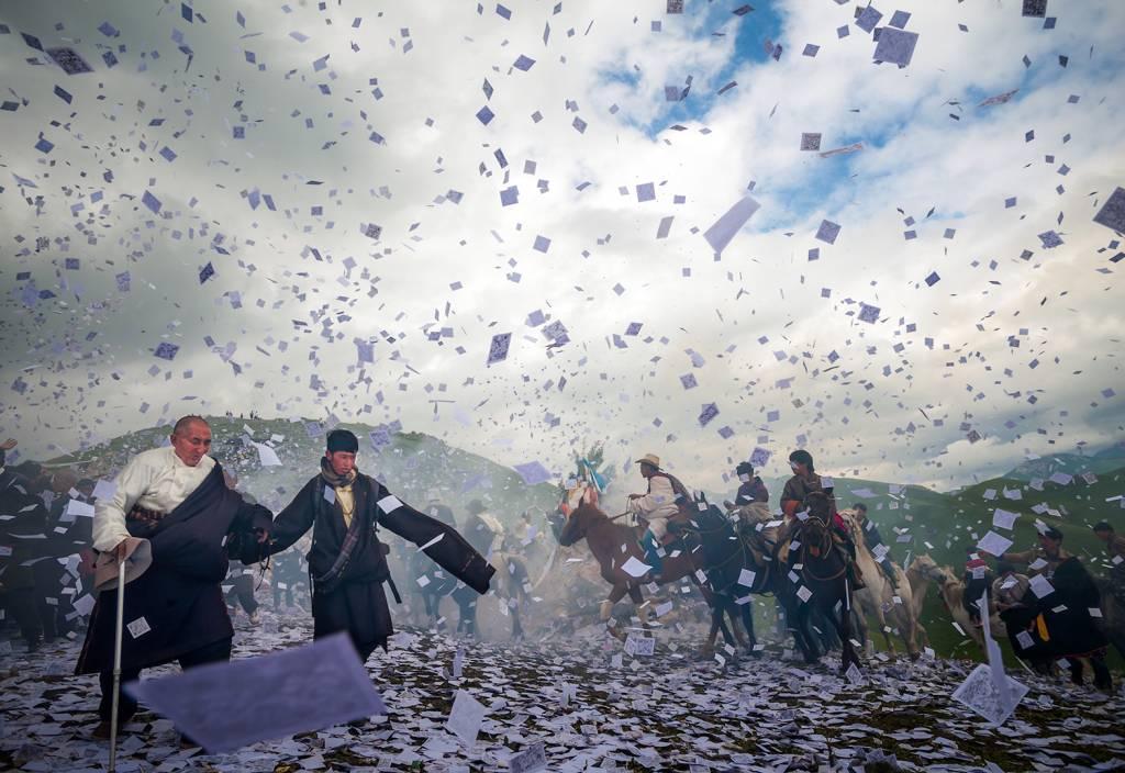 1Xiaoyun Zheng_Tibetan Festivals_FIAP Gold medal__Projected Digital Images Photo Travel