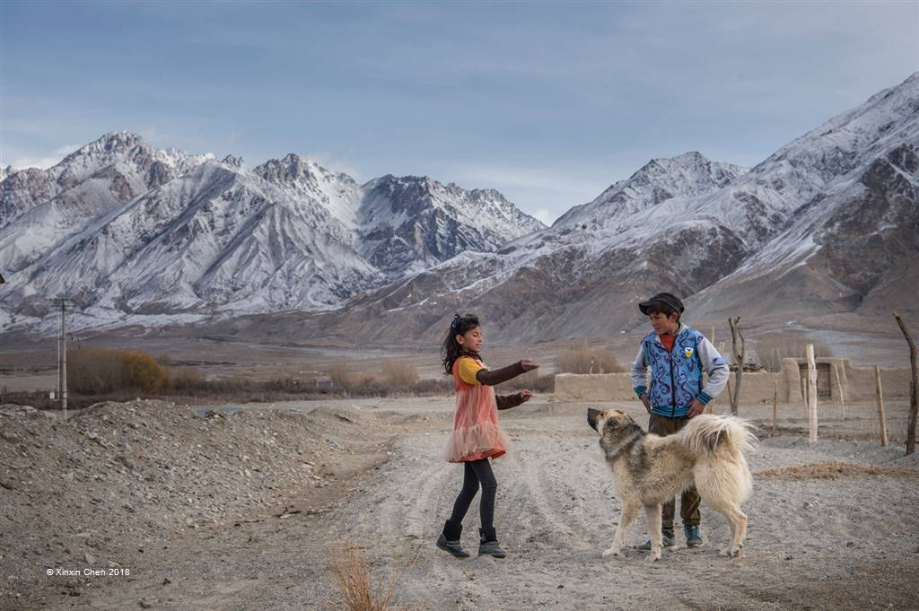 Xinxin Chen – Beside the Snow Mountain4 – Photo Travel