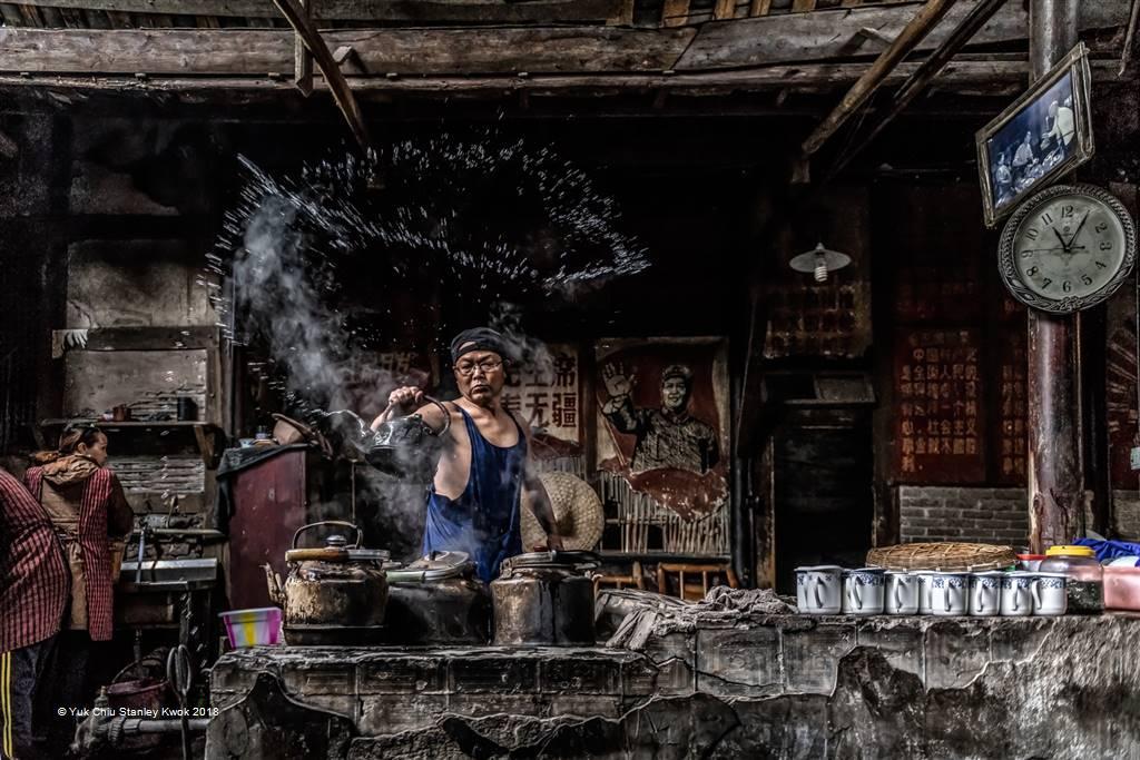 Yuk Chiu Stanley Kwok – Be Careful of Hot Water – Photo Travel
